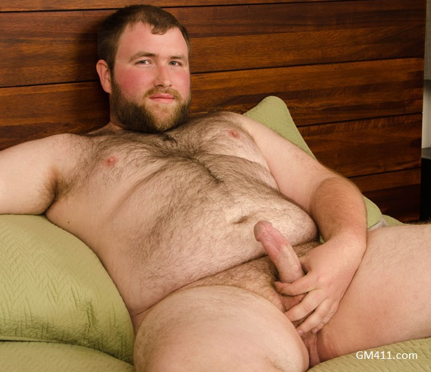 Gay sex - hairy Tommy from Chubs and Cubs