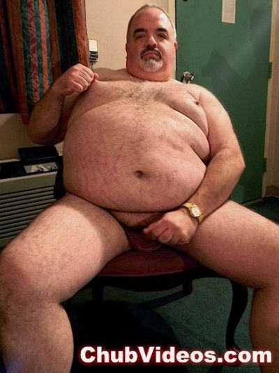 chubvideos big chubby daddy david