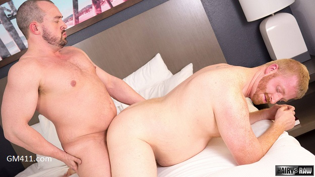 Gay sex - Eric Schwanz and Jake O Connor from Hairyandraw