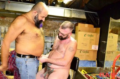 Gay Trucker Gone Wild - Enjoy Hairy