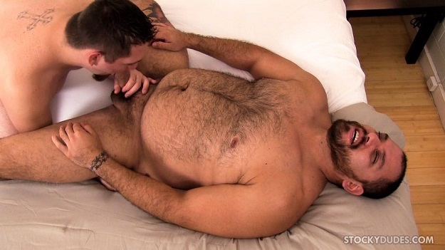 stockydudes dylan ventura muscle bears